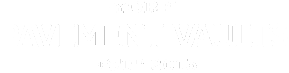 Pavement Vaults Logo